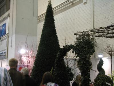 Kertészeti kiállítás, Düsseldorf