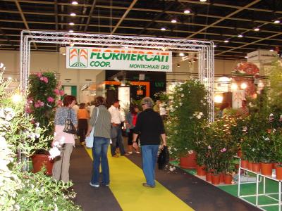 Kertészeti kiállítás Padova