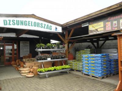 Kertészeti centrum