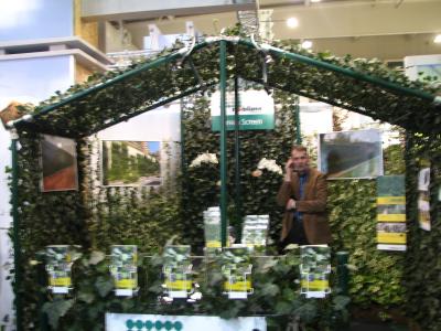 Kertészeti kiállítás Köln